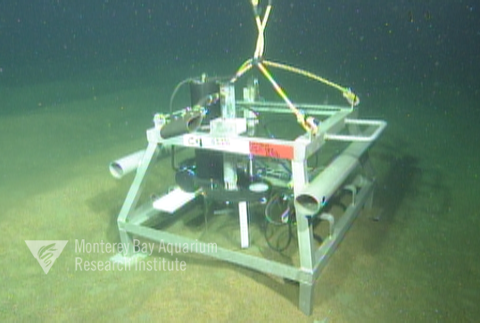 Representative image using: Benthic Flux Chamber