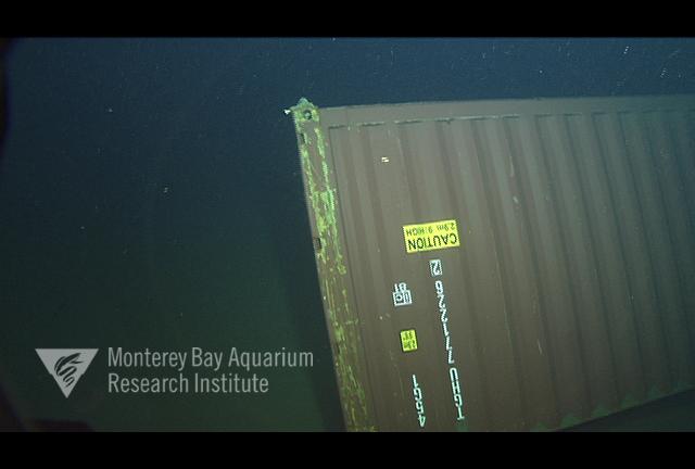 Representative image using: ship container